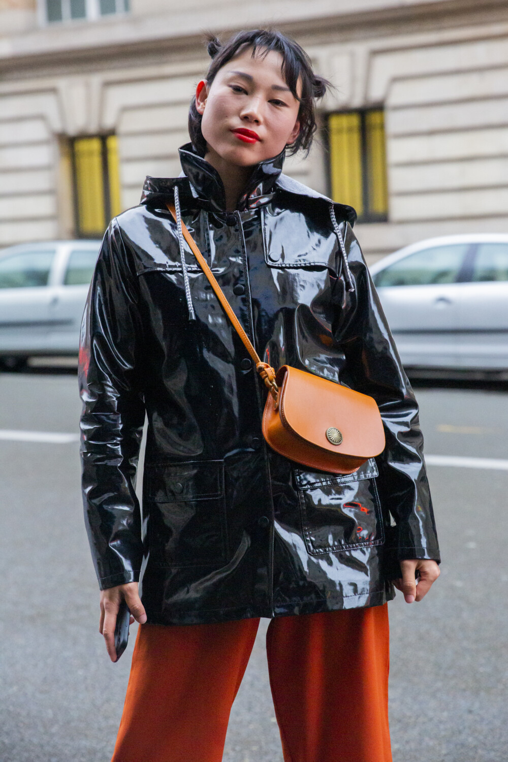 Mossi people street style Women Spring Summer 2021 Paris