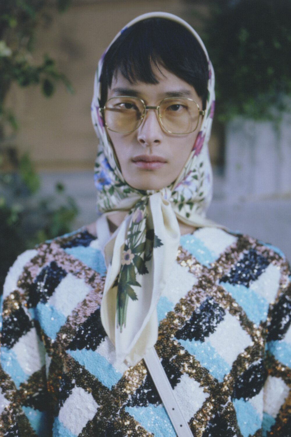 Gucci close-up Women Men Spring Summer 2021 GucciFest