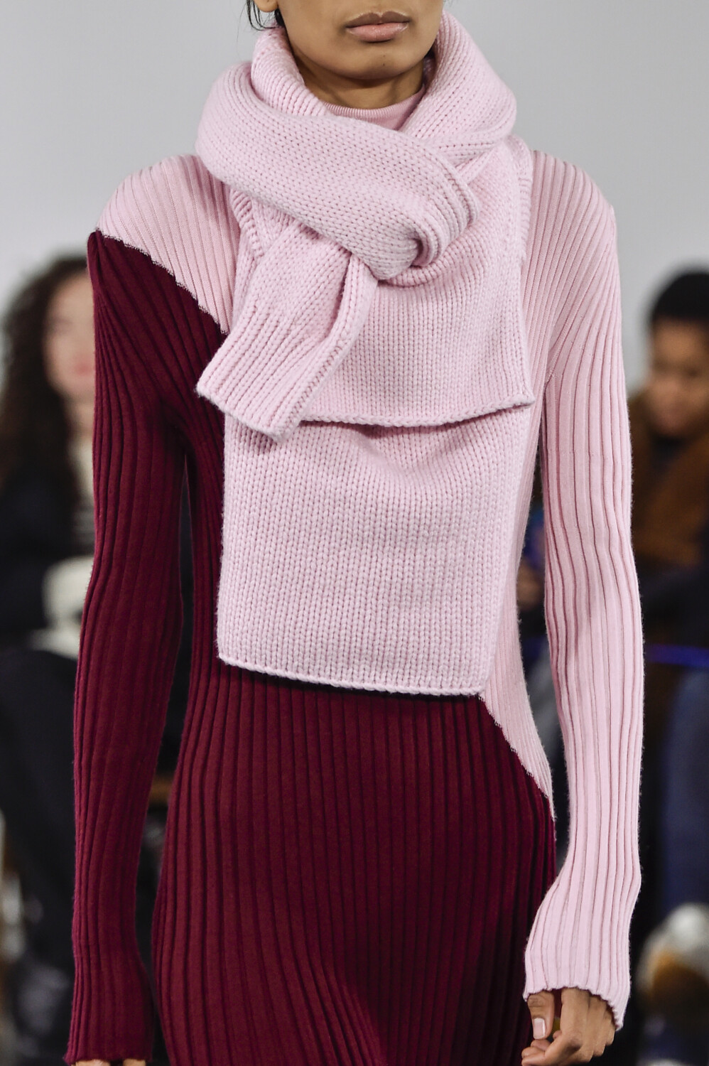 Gabriela Hearst close-up Women Fall Winter 2019 2020 New York