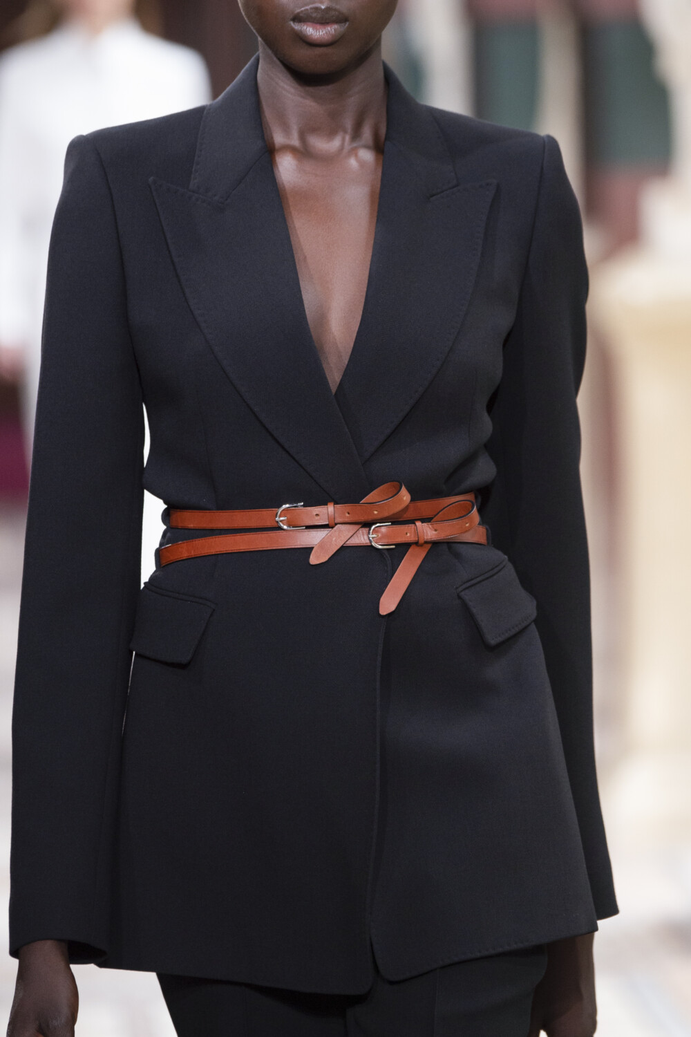 Gabriela Hearst close-up Women Spring Summer 2021 Paris
