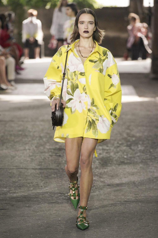 Valentino Women Spring Summer 2021 Milano