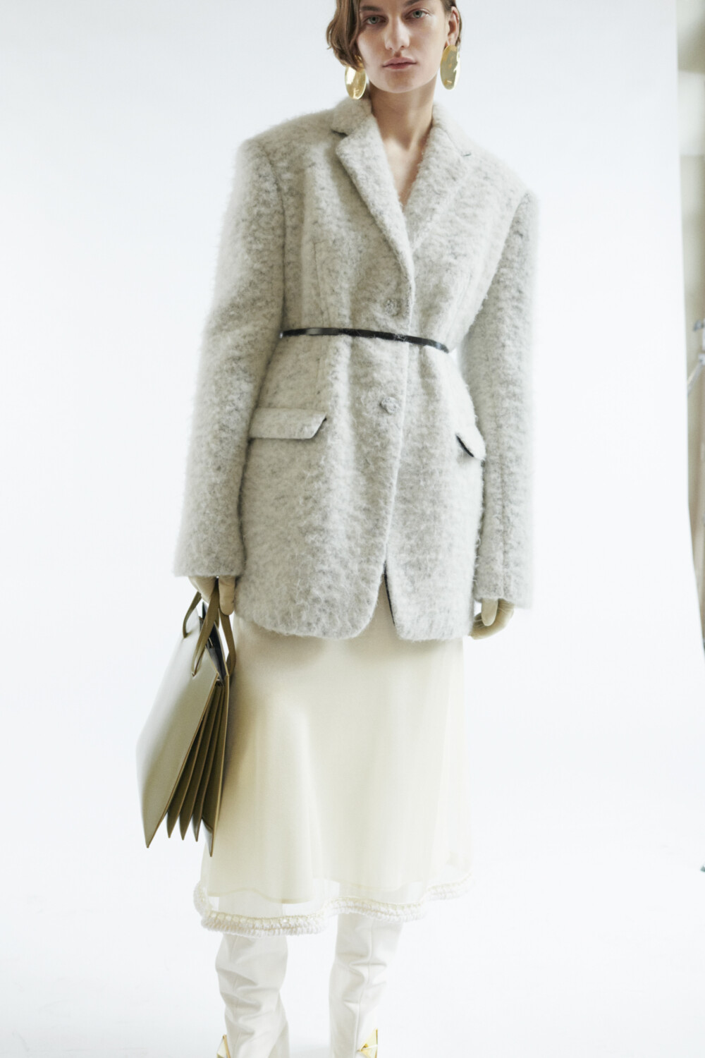 Jil Sander Women Fall Winter 2021 2022 Paris