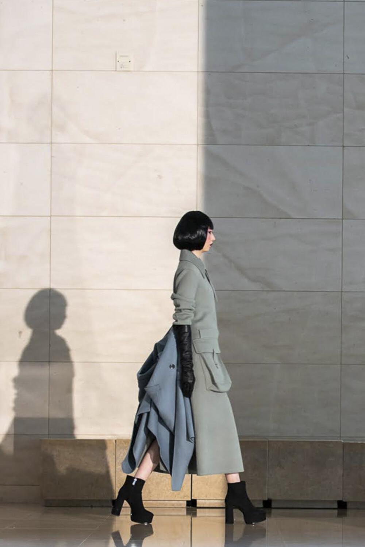 Saint Mill Women Fall Winter 2021 2022 Seoul